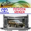 De Auto DVD van Toyota Venza