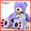 Peluche feito-à-medida Bear de 9FT Purple Giant com Good Price
