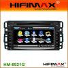 Navegación del coche DVD GPS de FrHifimax para la máquina aming de GMC (HM-8921GD)