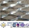 La maille augmentée en métal, aluminium a augmenté le filet à mailles
