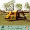 Deluxes kampierendes Zelt