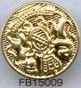 Кнопка металла (FB15009)