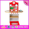 2016 جديدة تصميم أطفال خشبيّة مضحكة مطبخ لعب محدّد [و10ك130]