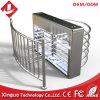 Puerta automática de torniquete de altura completa con lector de acceso / reconocimiento facial