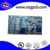 青いマスクが付いている二重側面PCBのボード力PCB