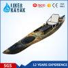 Canoa professionale di pesca del kajak di pesca marittima di certificazione del Ce