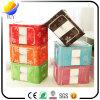 Boîte de rangement de haute qualité et boucle non tissée à la vente chaude et boîte de rangement colorée à l'épreuve des vernis en Oxford et belle boîte de rangement en plastique pour cadeaux promotionnels