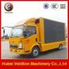 Cino camion mobile pieno esterno della fase di colore LED da vendere