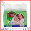 Pañal estupendo 100% del bebé de la absorción del precio de fábrica del algodón hecho en China
