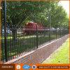 Bearbeitetes Eisen-Sicherheits-Garten-Zaun