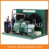 Unidad de condensación para la conservación en cámara frigorífica del diario