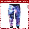 Pantaloni pareggianti di sublimazione poco costosa all'ingrosso per gli abiti sportivi delle ragazze (ELTJI-17)