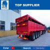 Het Voertuig van de titaan - de Op zwaar werk berekende Semi Aanhangwagen van de Omheining van Vrachtwagens voor Verkoop