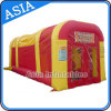 2016 PVC superiore Tarpaulin Inflatball Tent per Paintballl Shooting Cage