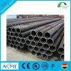 Fábrica de acero inconsútil de los tubos de los tubos de acero de carbón del tubo de acero de ASTM A106 Grb