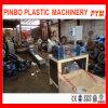 Kleiner Plastikfilm, der Maschinen-Preis aufbereitet