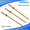 800mm-1200mm Length Drill Rod avec Taper ou Thread pour Stone