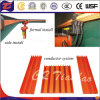 고품질 PVC에 의하여 격리되는 구리 기중기 힘 가로장