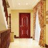 Стальная деревянная дверь обеспеченностью для селитебного (SX-022)