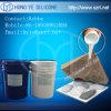 Platino Silicone Rubber per Concrete Stone Mold