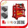 Halfautomatische Concrete Blokken die Machine voor Verkoop (QT4-40) maken