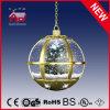 Verde Moderno Color Navidad Lámpara colgante de Papá Noel con LED