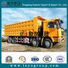 HOWO Última Tipo 8*4 caixa de carga caminhão basculante para venda a quente