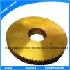 Motor de Hardware Sparecnc latón Maquinado de piezas el engranaje de transmisión