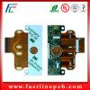 6 camadas da fatura Rígido-Flexível da placa de circuito do PWB