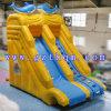 子供のための膨脹可能な跳躍水スライドか商業品質の膨脹可能なスライド