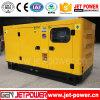 gerador silencioso do diesel da potência de 125kVA 100kw