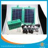 Портативная пишущая машинка с наборов освещения решетки солнечных для дома