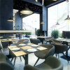 (SP-CS350) het Nieuwe Meubilair van de Koffie van het Restaurant van het Ontwerp Australische Houten Moderne