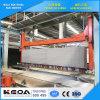 機械を作る自動コンクリートAACのブロック
