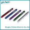 Indicatore luminoso molle della penna del fascio, Assorted in rosso, in blu, in viola, in verde ed in d'argento
