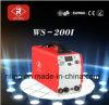 Soldadora del inversor MMA/TIG de la C.C. del arco MMA/Tigwelder (WS-140I/180I/200I)