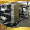 Machine d'impression flexographique de film plastique respirable de 4 couleurs