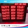 P10 Red Color Outdoor Scrolling LED Message d'affichage des messages texte (programmable)