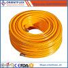 1  желтый шланг брызга PVC технологии Кореи для земледелия/шахты
