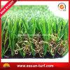 Prato inglese artificiale dell'erba di figura di U per l'abbellimento giardino e della casa