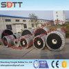 工場価格と使用される炭鉱のための耐火性及び反Saticゴム製コンベヤーベルト