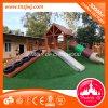 2017 Usine de Guangzhou Commerical Kids Faites glisser l'équipement de terrain de jeux de plein air en plastique