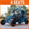 Os assentos 200cc de EPA 4 automáticos fora do pedal da estrada vão Kart