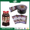 Étiquette chaude de rétrécissement de vente pour la bouteille de vin