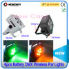 6*18W High Brightness RGBWA+UV 6in1 LED PAR Can