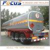 erdöl-Tanker-LKW-Sattelschlepper der Fach-50cbm 3 flüssiger Brennöl