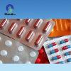 Folha desobstruída usada farmacêutica do PVC para o empacotamento do comprimido do vácuo
