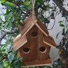 Tipo gabbia della Camera di uccello di legno naturale Handmade di Bridhouse&