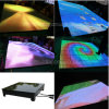 Farbenreiche interaktive LED video Dance Floor Leuchte RGB-