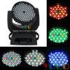108 X3w RGB LED перемещение головки эффект DJ этапе легкого оборудования